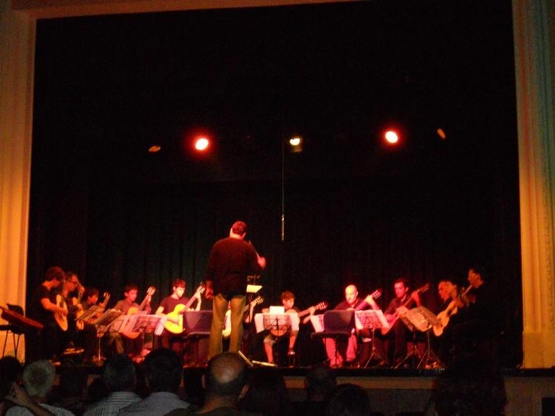 Concert al Teatre Centre Unió Agrícola
