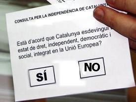 Sí o No a la independència