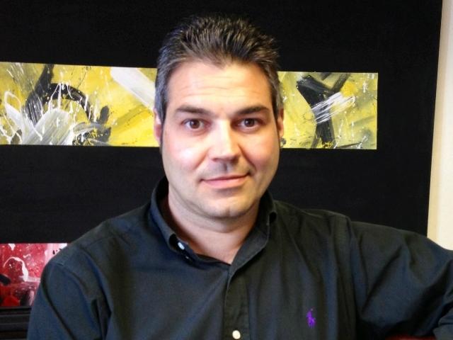 Joan Domènech, en una imatge d'arxiu