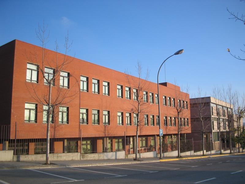 L'escola Maristes, d'Igualada
