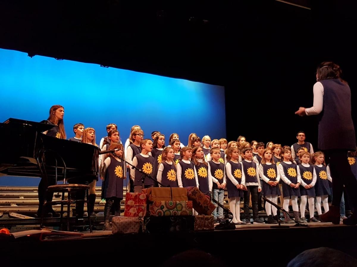 Les noies de la Gatzara, al Teatre Municipal l'Ateneu