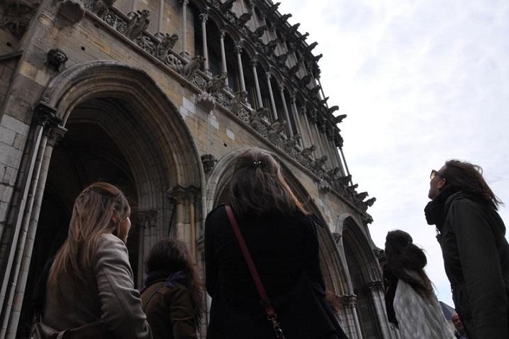 Església Saint Michel de Dijon