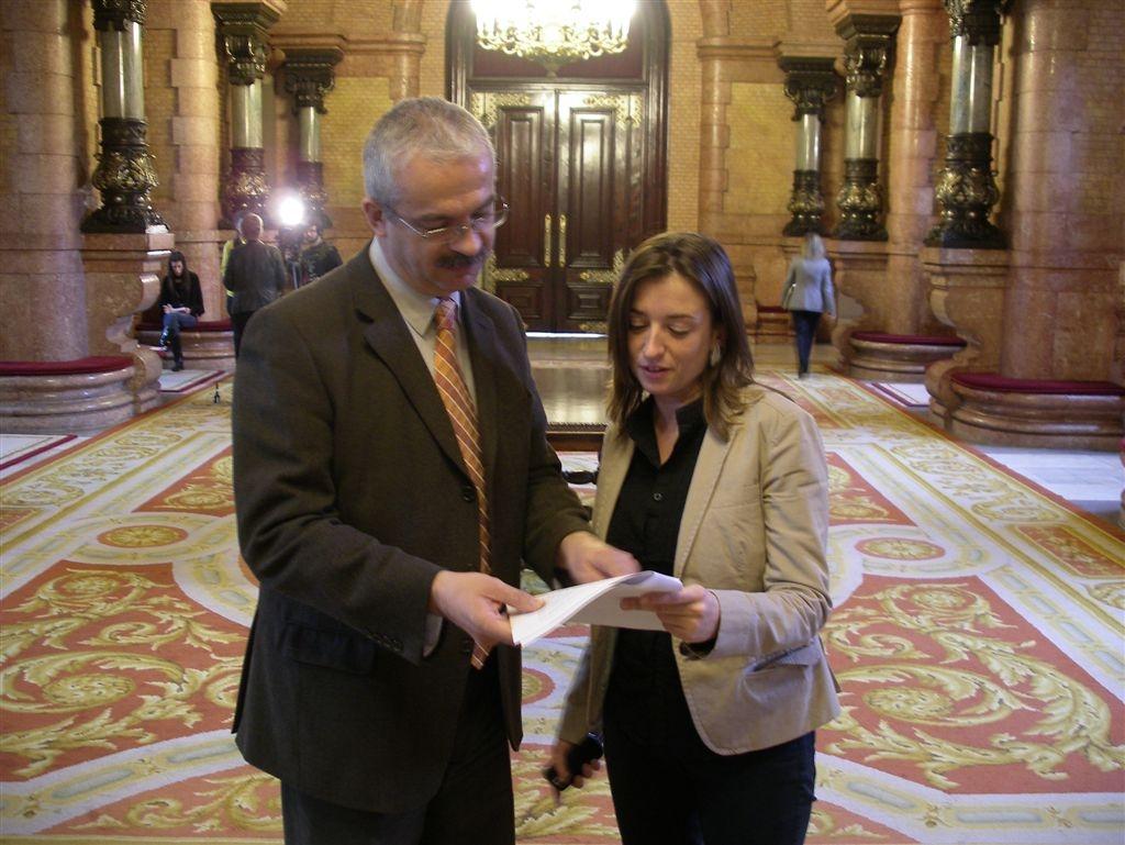 Miquel Carrillo i Marina Llansana