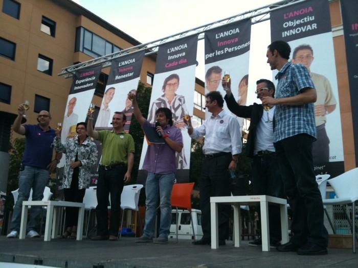 El Brindis per la Innovació, celebrat el mes de juny