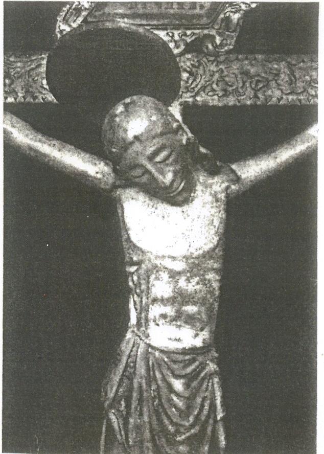 Imatge del Sant Crist