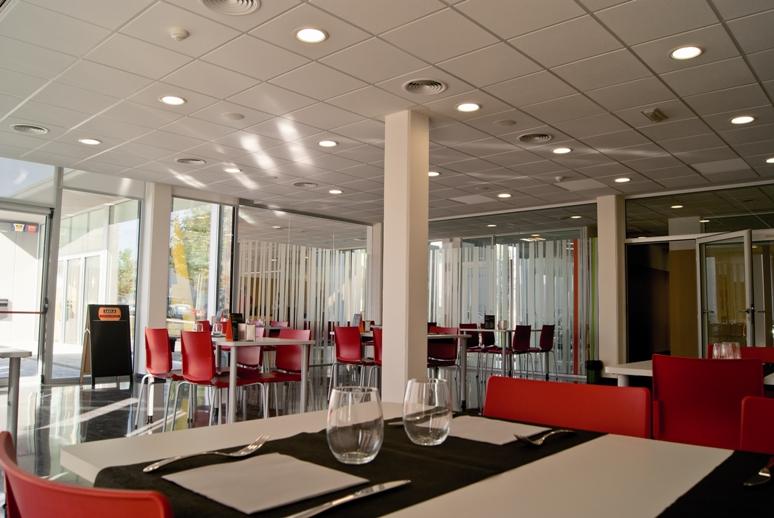 El restaurant del Centre d'Innovació Anoia, per licitar
