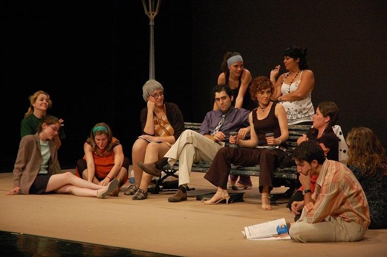 L'escola municipal de teatre La Tarima està gestionada per Teatre Nu