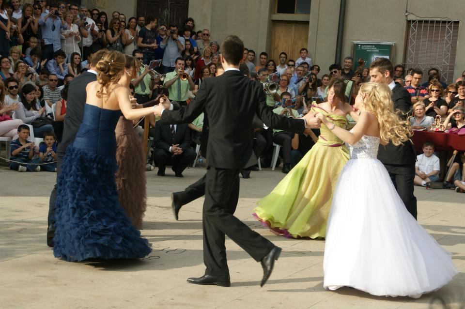 El ball, un dels moments culminants de les festes