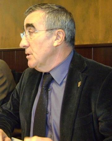 Pere Carles, president de Fira d'Igualada