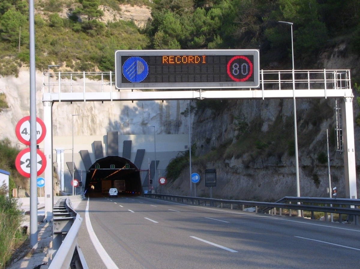 La boca en sentit Barcelona FOTO: Imesapi