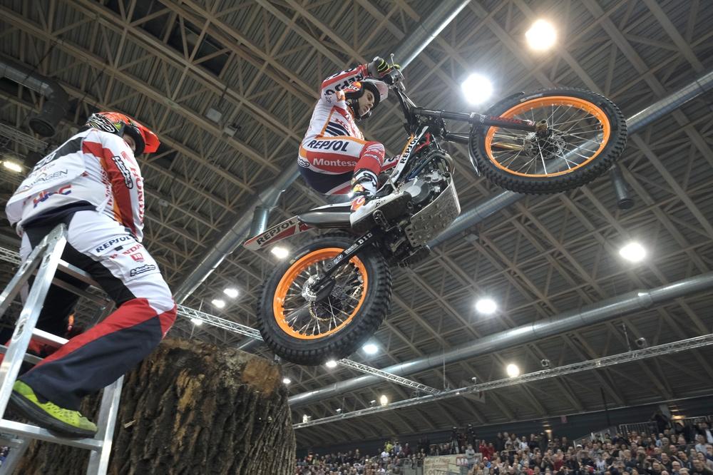 La prova s'ha celebrat al pavelló Arena Nova de la ciutat austríaca.