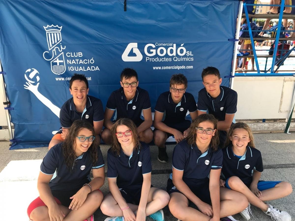 El grup del CNI que va anar a competir a Reus