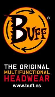 Un dels logotips de Buff