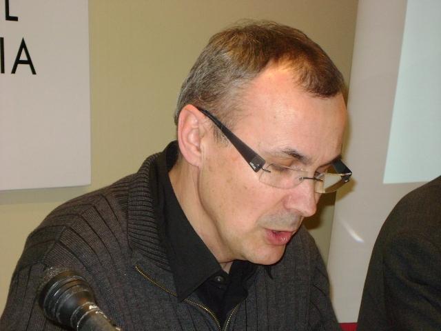 El candidat d'ERC, Joan Torras