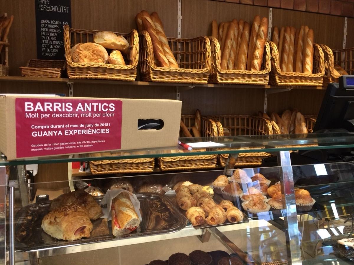 El forn de pa d'Òdena, un dels comerços adherits