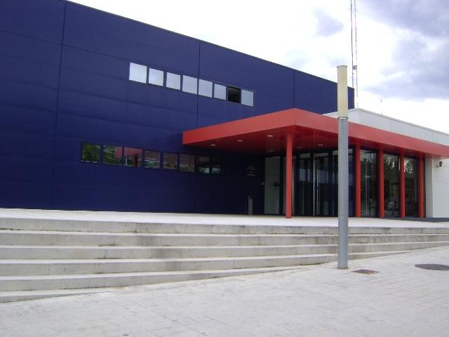 La comissaria dels Mossos d'Esquadra a Igualada