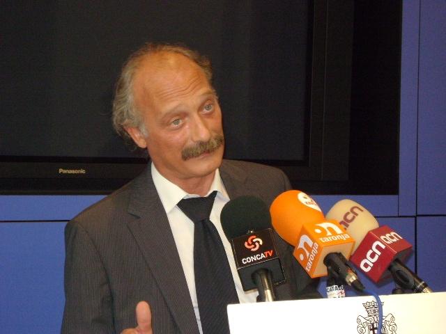 L'Alcalde d'Igualada, Jordi Aymamí