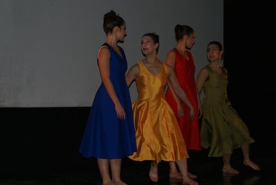 Espectacle de dansa de la companyia CiArt