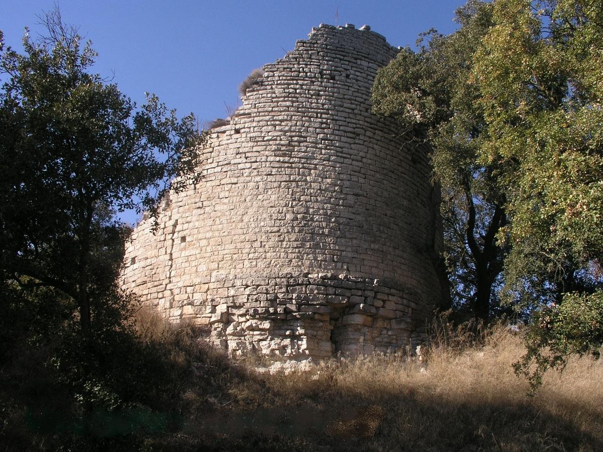 Torre del castell, Gàver