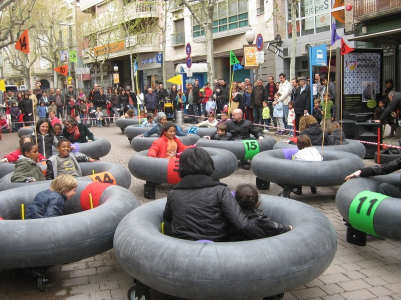 Els divertits Eco-Xocs a l'Espai Abacus