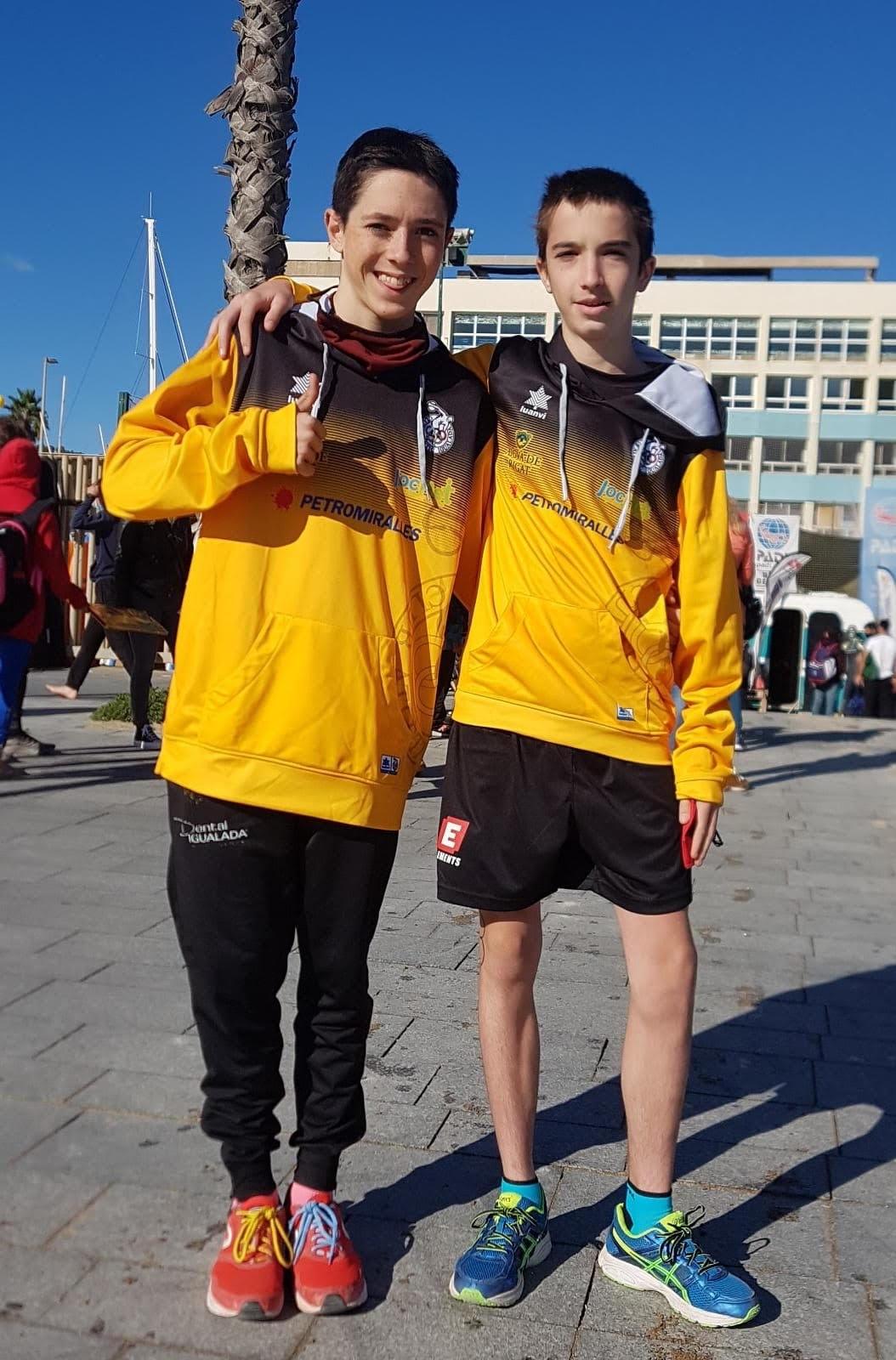 Oriol Alonso i Guim Gabarró, a Barcelona