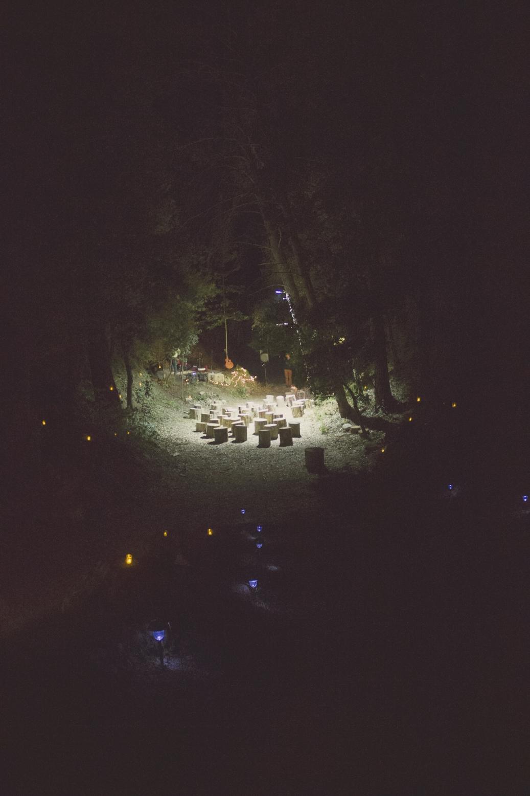 L'espai de l'Embosca't, al cor dels boscos d'Argençola