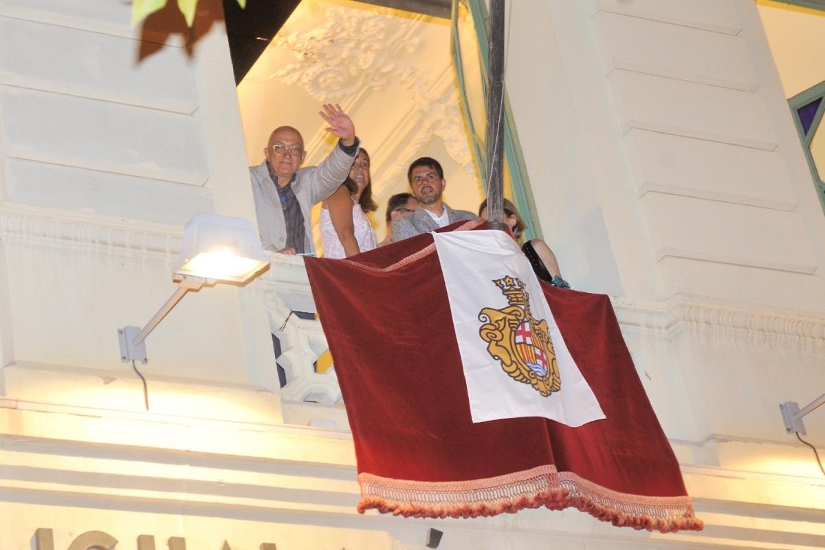 L'any passat l'Ajuntament va rebre la Passacalle a l'Ateneu Igualadí