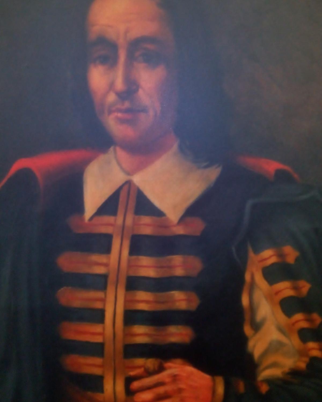 Pere Anton Veciana, un dels impulsors dels Mossos