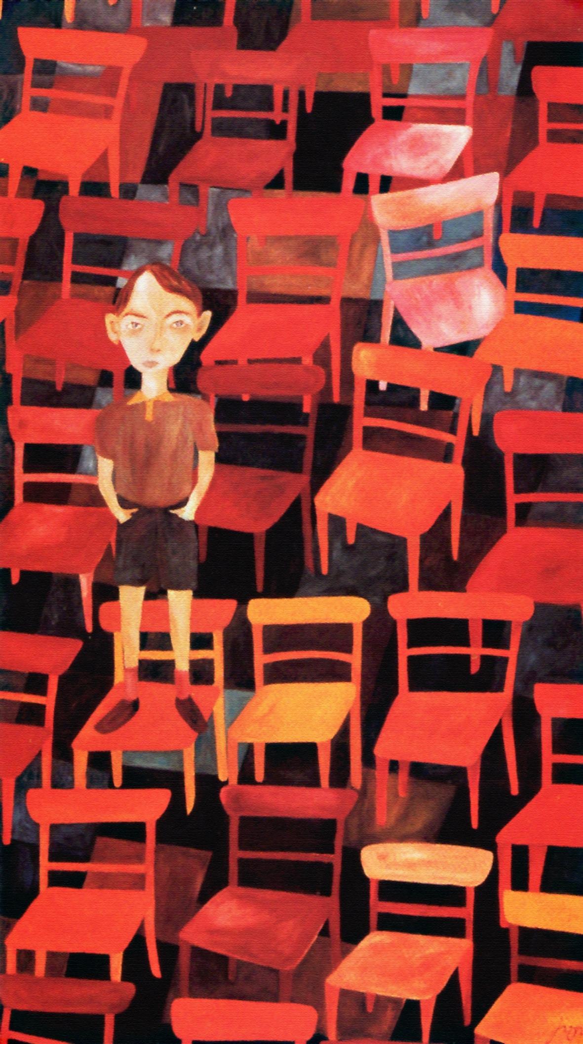 Les cadires
