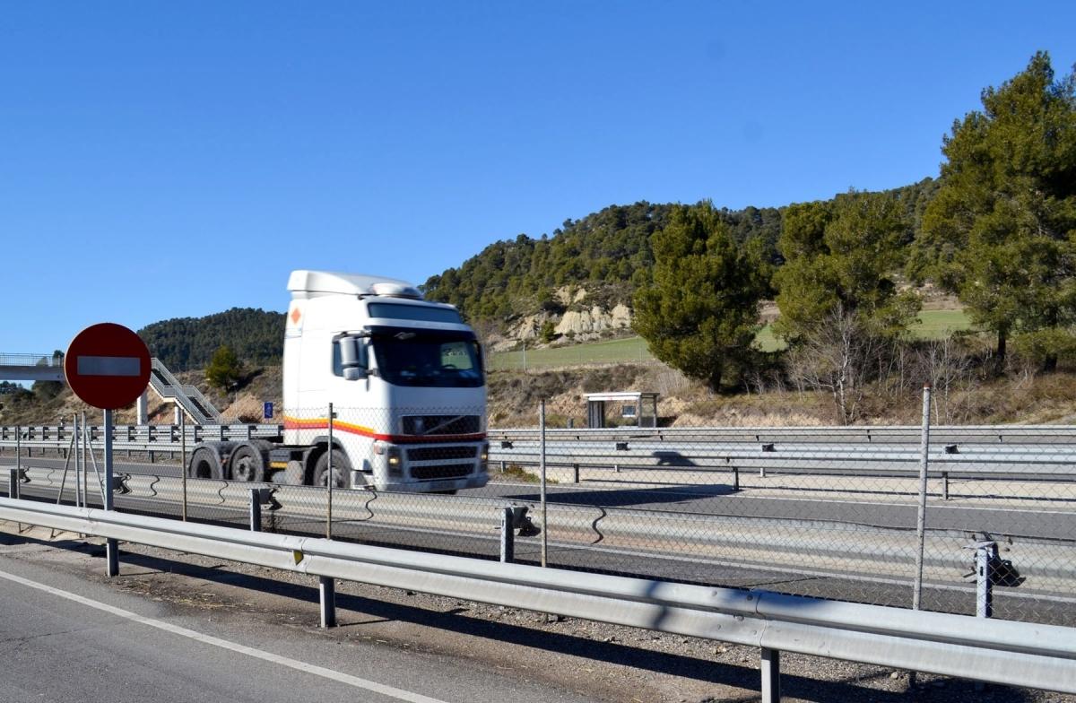 El tram de Castellolí, un dels més conflictius