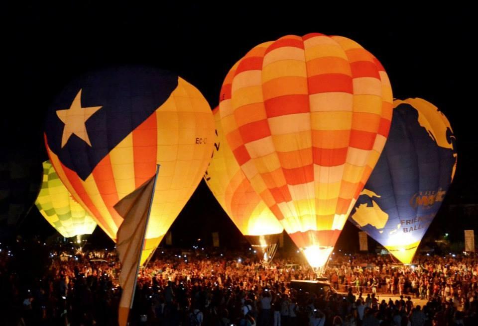 European Balloon Festival, edició 2013