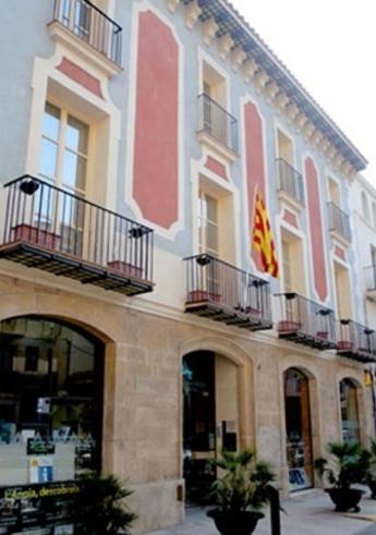 L'Oficina Local de l'Habitatge depèn del Consell Comarcal