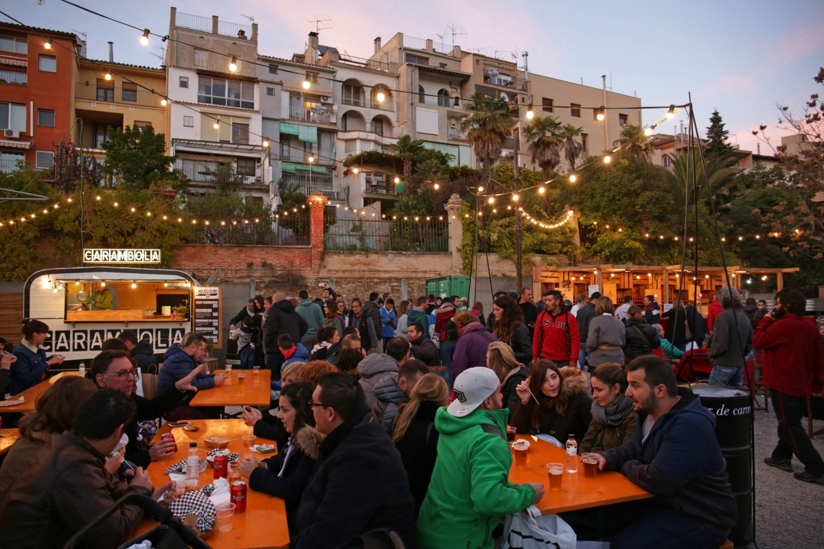 El Pati Vila, on hi haurà el menú gastronòmic