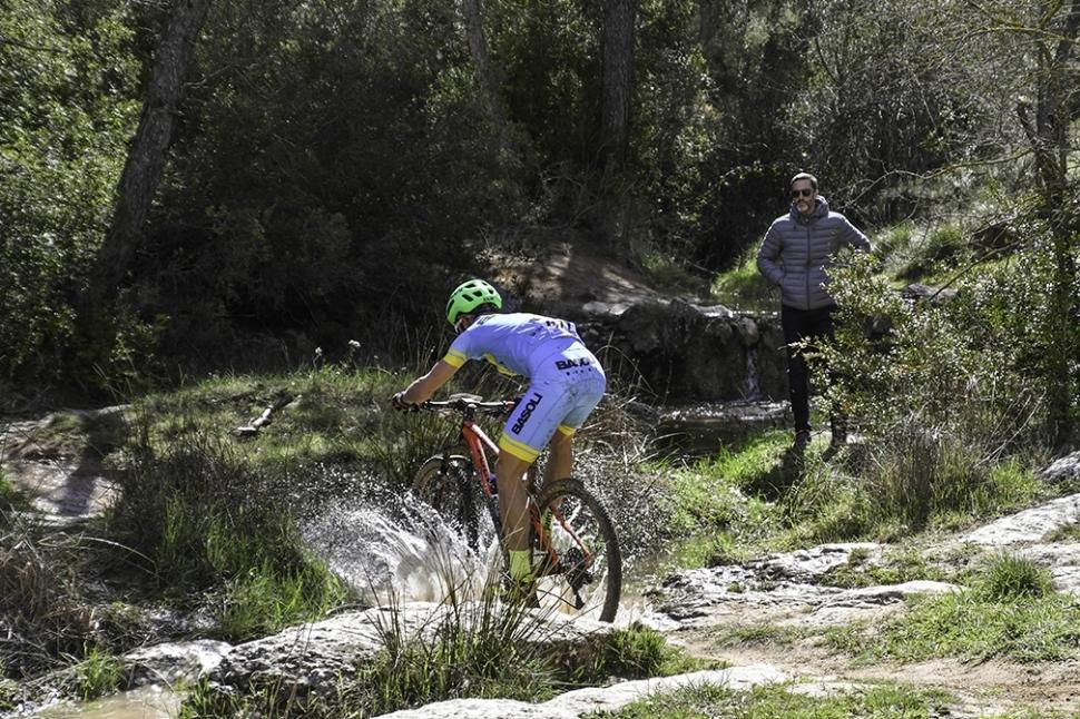 La natura i els boscos de la comarca són uns altres dels protagonistes de la VolCAT