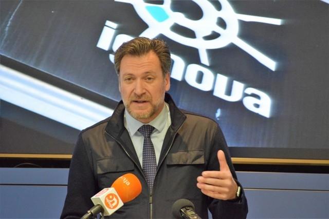 El regidor de l'àrea de Dinamització Econòmica, Jordi Marcé