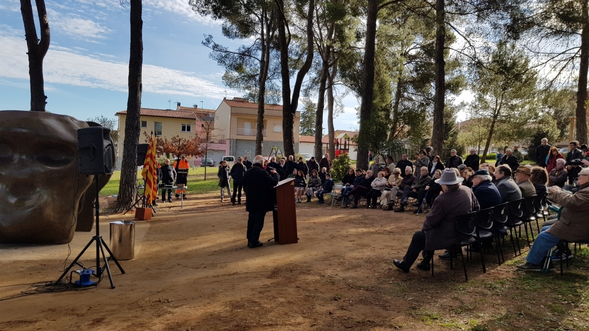 La inauguració, el passat 15 de desembre