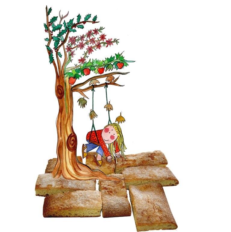 El llibret està il·lustrat per Bet Farrés. Del cànon 'Em gronxo a les estacions'