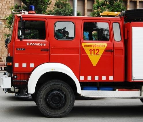 Intensa jornada pels bombers a l'Anoia