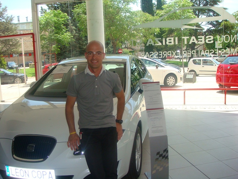 Josep Bassols, responsable de Seat a l'Anoia