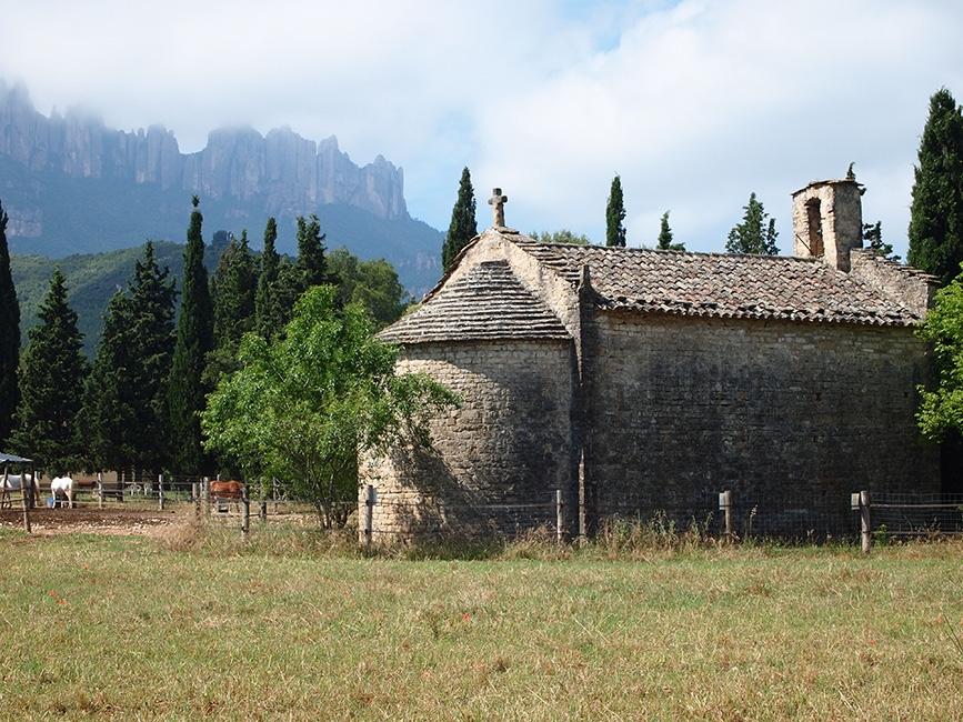 Sant Jaume de Castellbell