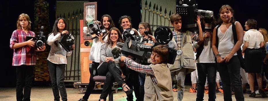 Els infants, el públic als que s'adreça L'Olla Expressa