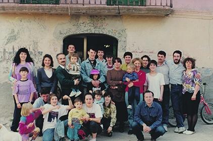 Els primers mesos de la seva estada a l'Anoia els refugiats van viure a la casa de colònies de l'Eucaria