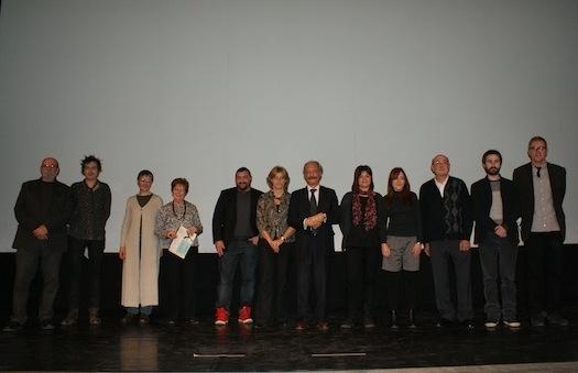 Foto de família dels guanyadors