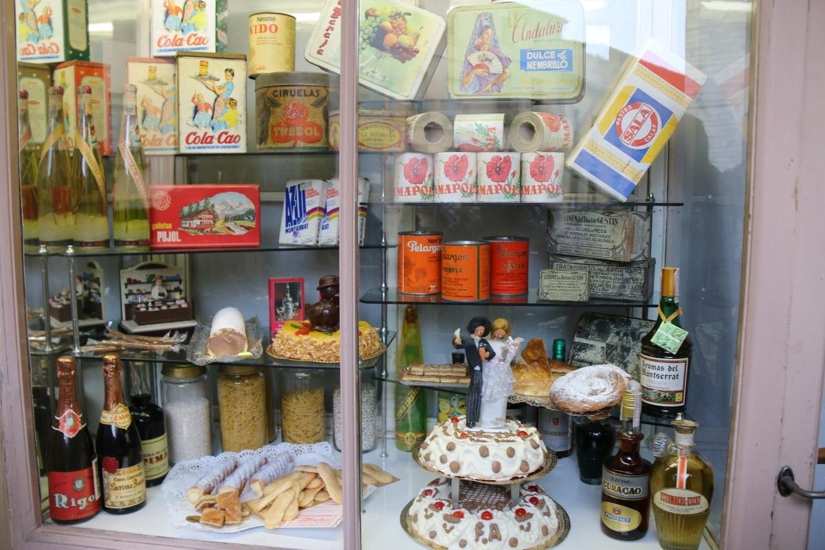 La pastisseria, un dels set espais recuperats