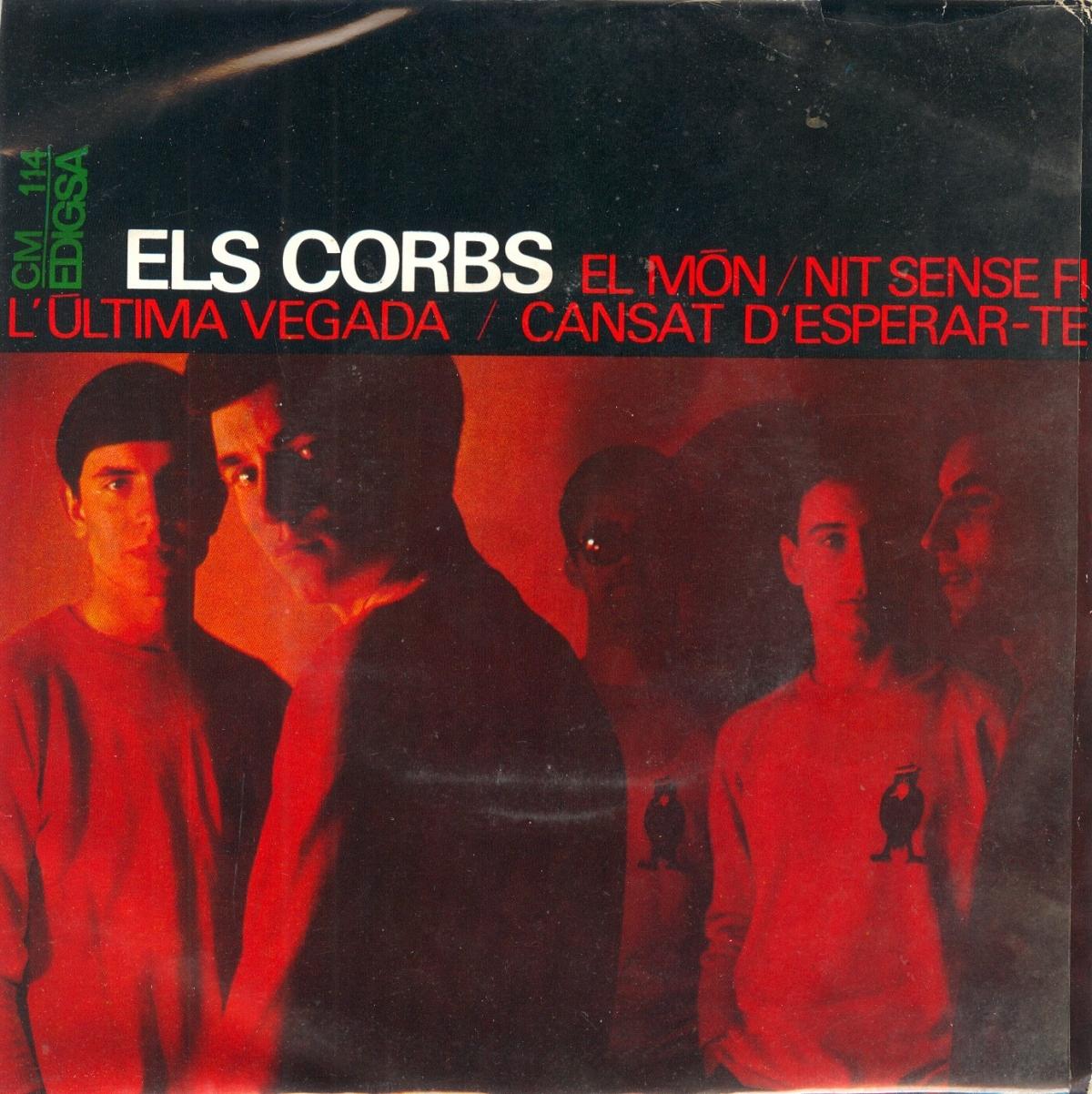 La portada del disc de 1965 d'Els Corbs