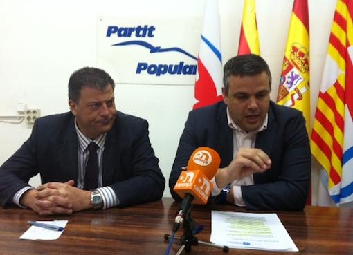 Joan Agramunt i Pere Calbó