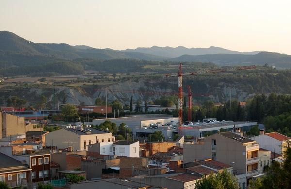 La persecució ha finalitzat al barri de Fàtima d'Igualada