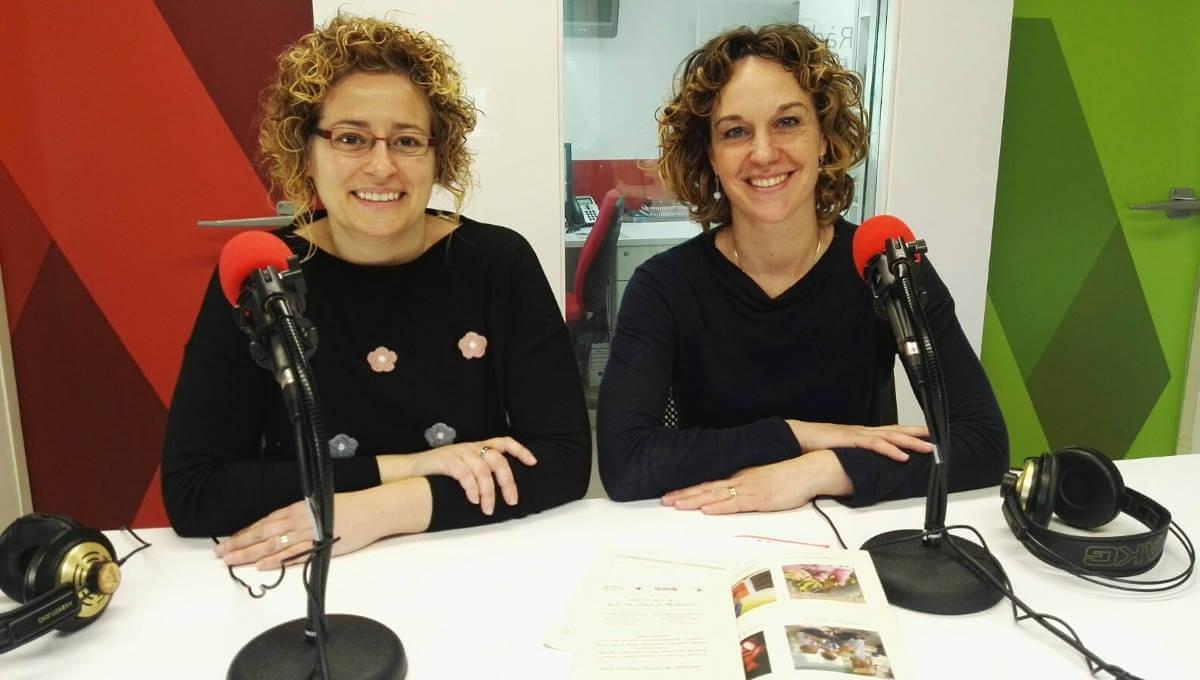 Marta Segura i Cristina Comas, les directores de les dues llars d'infants vilanovines