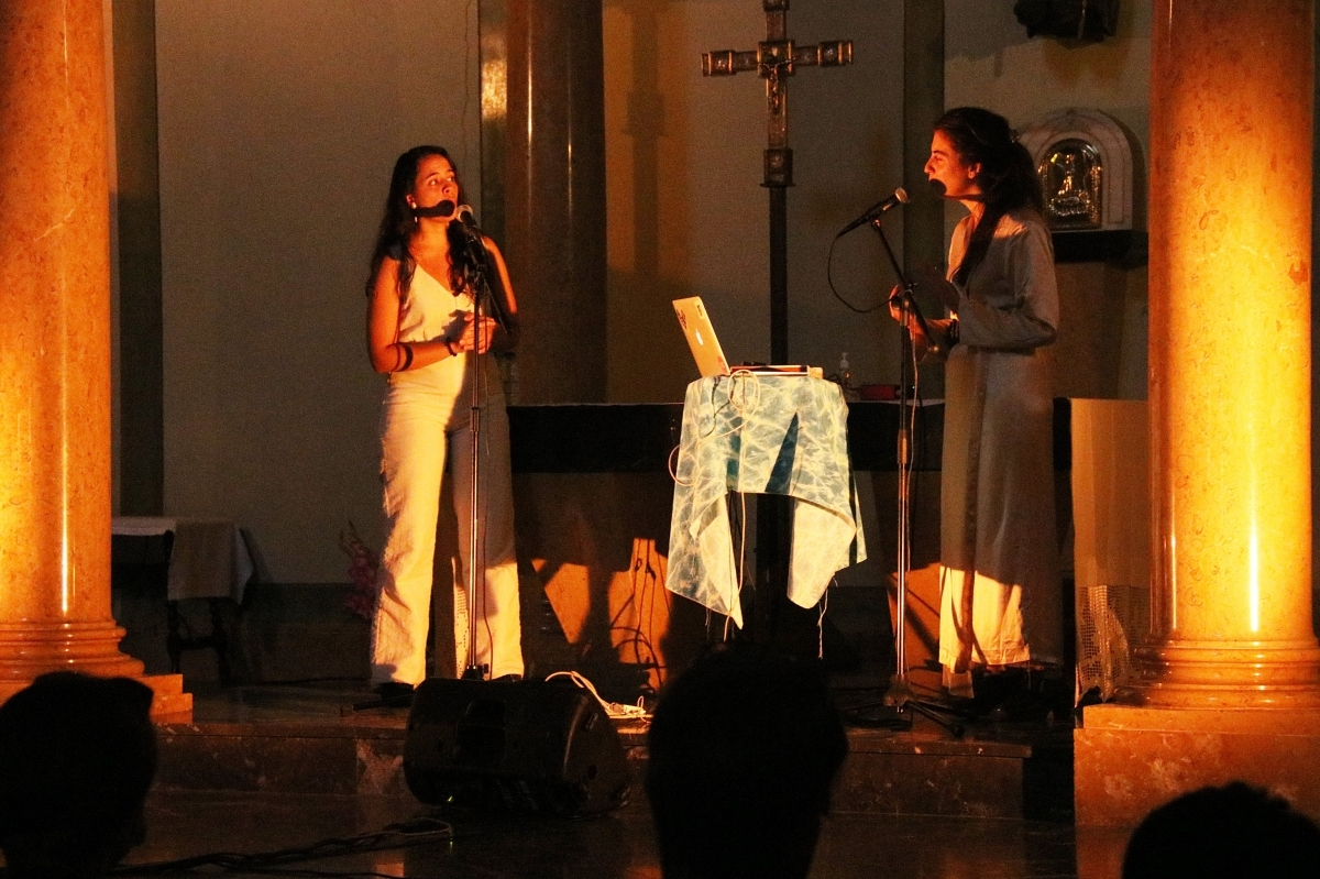 L'actuació de Tarta Relena, el 5 de juliol FOTO: ACN