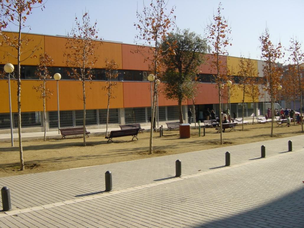 L'escola Marta Mata, de Vilanova del Camí.